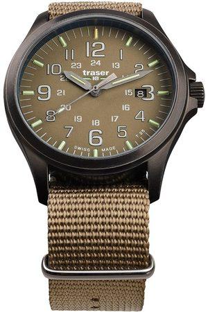Traser H3 Reloj analógico 108631, Quartz, 42mm, 10ATM para hombre