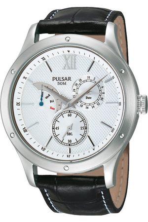 Pulsar Reloj analógico PQ7005X1, Quartz, 43mm, 5ATM para hombre