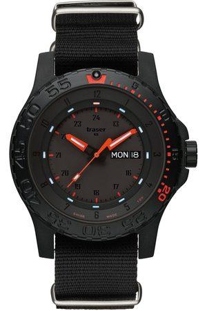 Traser H3 Reloj analógico 104147, Quartz, 45mm, 20ATM para hombre