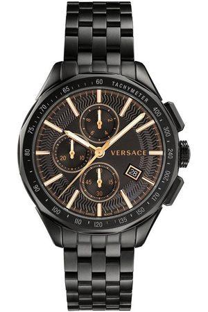 VERSACE Reloj analógico VEBJ00618, Quartz, 44mm, 5ATM para hombre