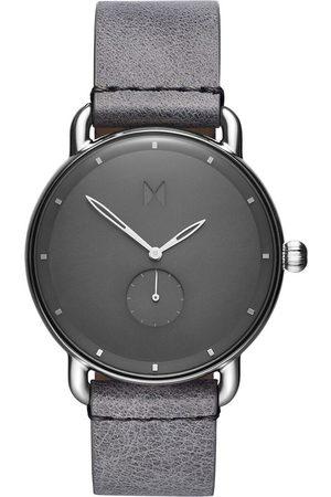 MVMT Reloj analógico D-MR01-SGR, Quartz, 41mm, 5ATM para hombre