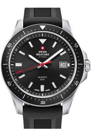 CHRONO Reloj analógico SM34082.07, Quartz, 42mm, 5ATM para hombre