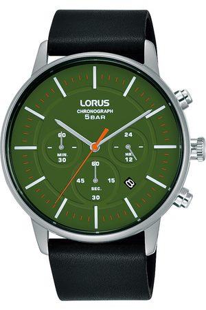 Lorus Reloj analógico RT309JX9, Quartz, 43mm, 5ATM para hombre