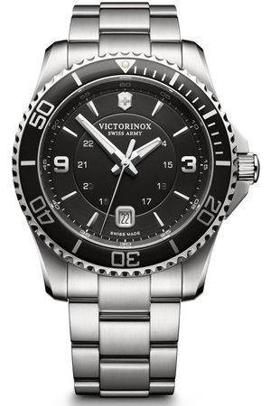 Victorinox Reloj analógico 241697, Quartz, 43mm, 10ATM para hombre