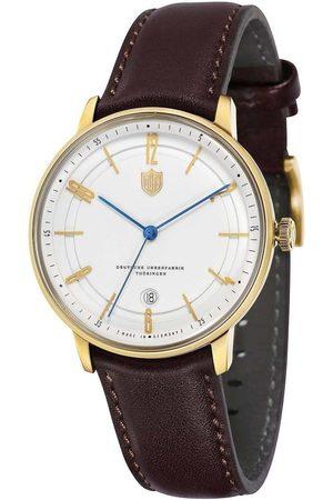 DUFA Reloj analógico DF-9016-03, Automatic, 40mm, 3ATM para hombre