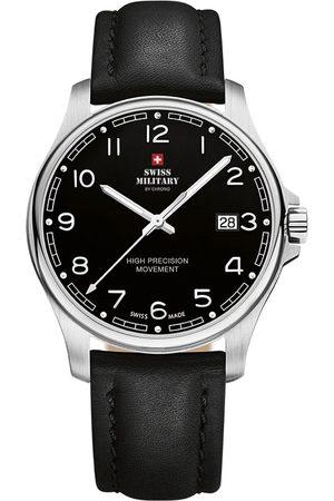 CHRONO Reloj analógico SM30200.24, Quartz, 39mm, 5ATM para hombre