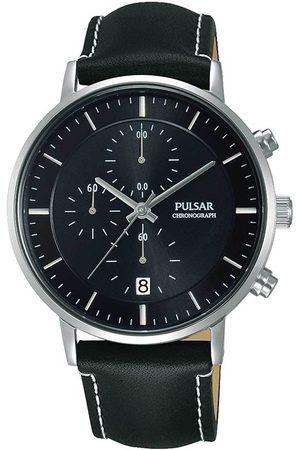 Pulsar Reloj analógico PM3081X1, Quartz, 40mm, 3ATM para hombre