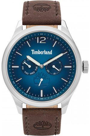 Timberland Reloj analógico TBL15940JS.03, Quartz, 46mm, 5ATM para hombre