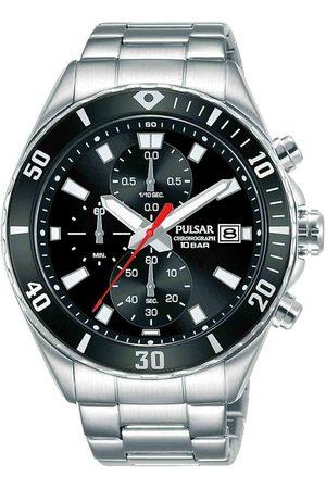 Pulsar Reloj analógico PM3189X1, Quartz, 45mm, 10ATM para hombre