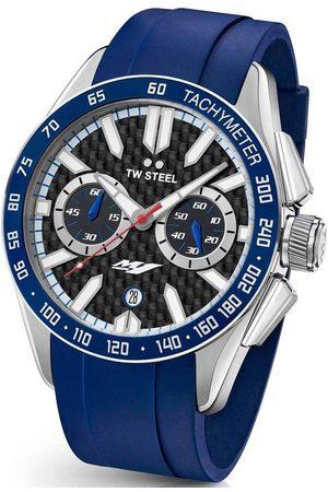 Tw-Steel Reloj analógico GS3, Quartz, 42mm, 10ATM para hombre