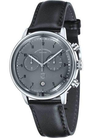 DUFA Reloj analógico DF-9003-08, Quartz, 40mm, 3ATM para hombre