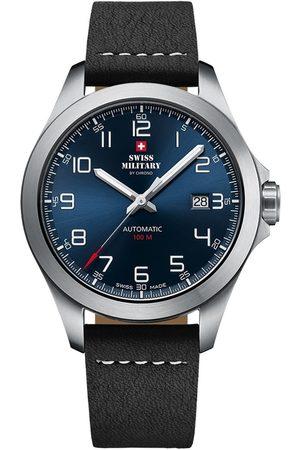 CHRONO Reloj analógico SMA34077.02, Automatic, 42mm, 10ATM para hombre