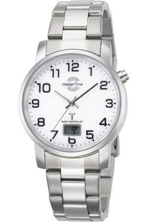 Master Time Reloj analógico MTGA-10300-12M, Quartz, 41mm, 3ATM para hombre