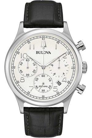 Bulova Reloj analógico 96B354, Quartz, 43mm, 3ATM para hombre