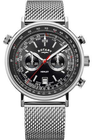 Rotary Reloj analógico GB05235/04, Quartz, 42mm, 5ATM para hombre