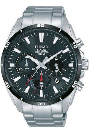 Pulsar Reloj analógico PZ5059X1, Quartz, 44mm, 10ATM para hombre