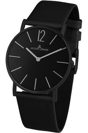 Jacques Lemans Reloj analógico 1-2030I, Quartz, 40mm, 5ATM para hombre