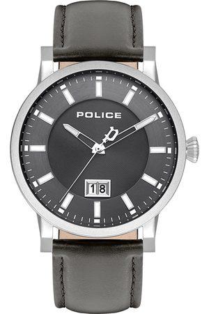 Police Reloj analógico PL15404JS.13, Quartz, 42mm, 3ATM para hombre