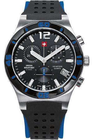 CHRONO Reloj analógico SM34015.08, Quartz, 43mm, 10ATM para hombre