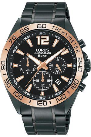 Lorus Reloj analógico RT336JX9, Quartz, 42mm, 5ATM para hombre