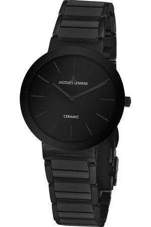 Jacques Lemans Reloj analógico 42-8G, Quartz, 40mm, 10ATM para hombre