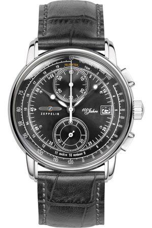 Zeppelin Reloj analógico 8670-2, Quartz, 43mm, 5ATM para hombre