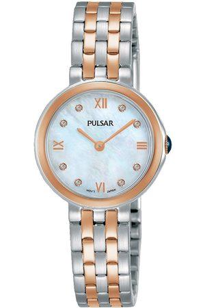Pulsar Reloj analógico PM2246X1, Quartz, 26mm, 5ATM para mujer