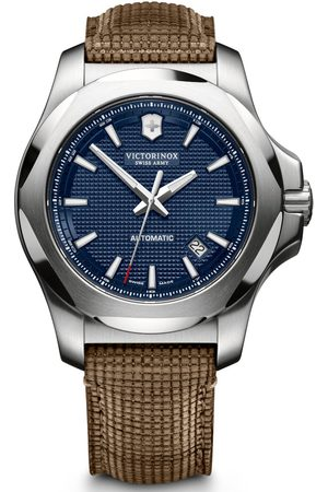 Victorinox Reloj analógico 241834, Automatic, 43mm, 20ATM para hombre