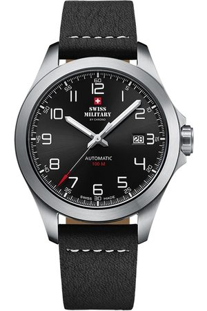 CHRONO Reloj analógico SMA34077.01, Automatic, 42mm, 10ATM para hombre