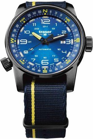 Traser H3 Reloj analógico 107719, Automatic, 46mm, 10ATM para hombre