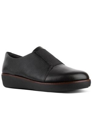 FitFlop Mocasines LACELESS DERBY - BLACK para mujer