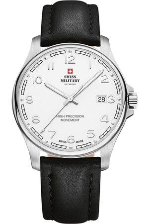 CHRONO Reloj analógico SM30200.25, Quartz, 39mm, 5ATM para hombre