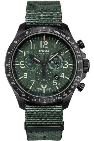 Traser H3 Reloj analógico 109463, Quartz, 46mm, 10ATM para hombre