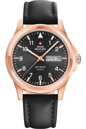 CHRONO Reloj analógico SM34071.09, Quartz, 40mm, 5ATM para hombre