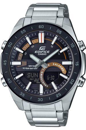 Casio Reloj analógico ERA-120DB-1BVEF, Quartz, 47mm, 10ATM para hombre