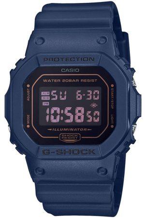 Casio Reloj digital DW-5600BBM-2ER, Quartz, 43mm, 20ATM para hombre