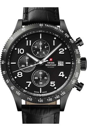 CHRONO Reloj analógico SM34084.07, Quartz, 42mm, 10ATM para hombre