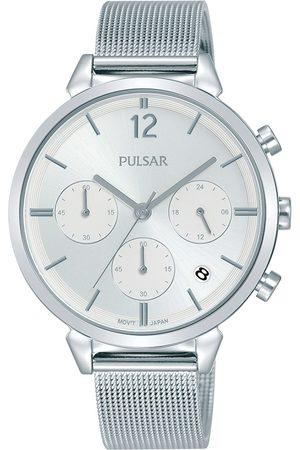 Pulsar Reloj analógico PT3943X1, Quartz, 36mm, 5ATM para mujer