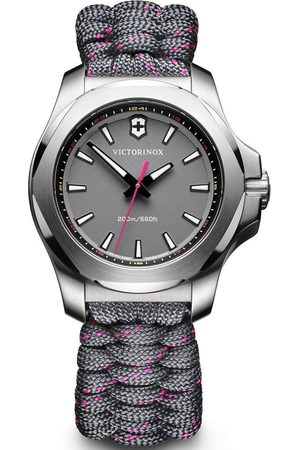 Victorinox Reloj analógico 241771, Quartz, 37mm, 20ATM para mujer