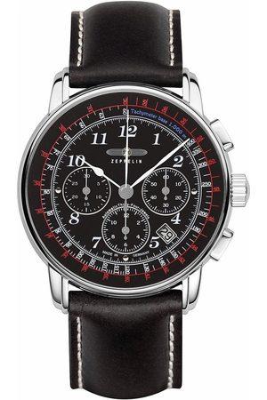 Zeppelin Reloj analógico 7624-2, Automatic, 42mm, 5ATM para hombre