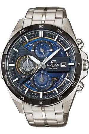 Casio Reloj analógico EFR-556DB-2AVUEF, Quartz, 46mm, 10ATM para hombre