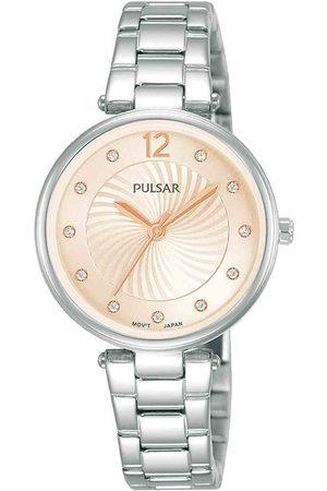 Pulsar Reloj analógico PH8491X1, Quartz, 30mm, 5ATM para mujer