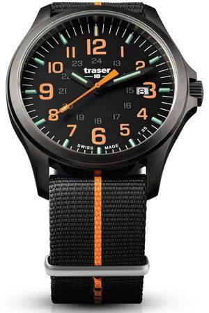 Traser H3 Reloj analógico 107425, Quartz, 42mm, 10ATM para hombre