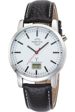 Master Time Reloj analógico MTGA-10592-20L, Quartz, 41mm, 3ATM para hombre