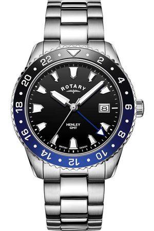 Rotary Reloj analógico GB05108/63, Quartz, 42mm, 10ATM para hombre