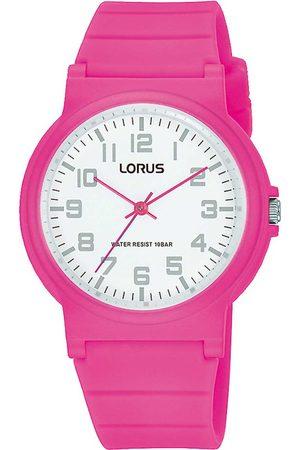 Lorus Reloj analógico RRX43GX9, Quartz, 34mm, 10ATM para mujer