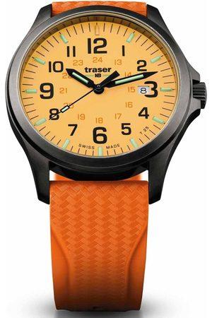 Traser H3 Reloj analógico 107423, Quartz, 42mm, 10ATM para hombre