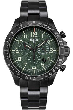Traser H3 Reloj analógico 109464, Quartz, 46mm, 10ATM para hombre
