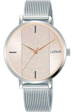 Lorus Reloj analógico RG213SX9, Quartz, 34mm, 3ATM para mujer