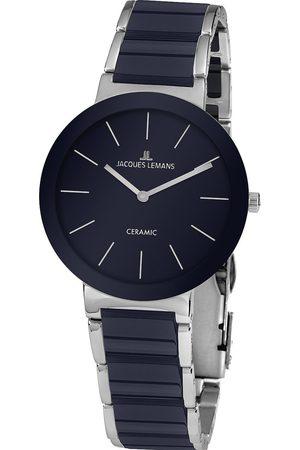 Jacques Lemans Reloj analógico 42-8H, Quartz, 40mm, 10ATM para hombre